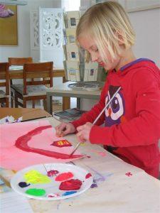 KinderworkshopGalerieDeOnlanden